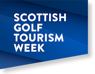 Scottish Golf Tourism Week Logo